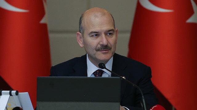 İçişleri Bakanı Soylu: Kış operasyonlarımızın planlamasını yaptık bugün itibariyle başlıyoruz