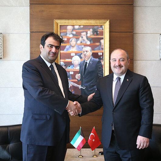 تركيا والكويت تسعيان لرفع الاستثمارات المتبادلة