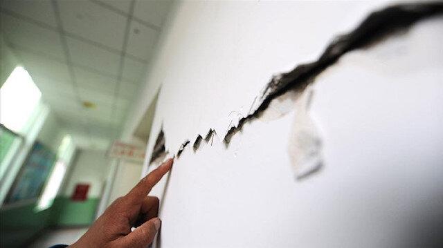 İstanbul'da 9 okul ağır hasarlı: Tamamı 1999 depreminden önce yapılmış