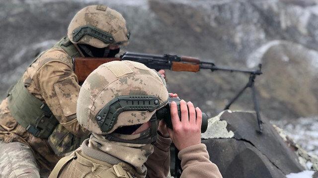YPG/PKK'ya eylülde ağır darbe: 144 terörist etkisiz hale getirildi
