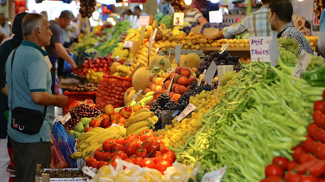 Enflasyon tek haneye indi: Eylül ayında yıllık TÜFE 9,2'ye düştü