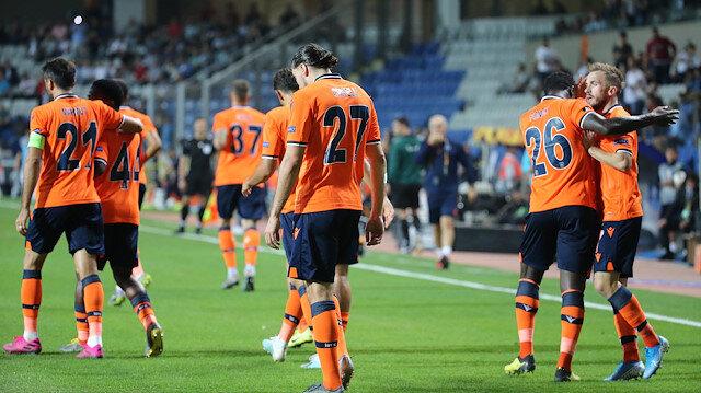 Başakşehir-M'Gladbach: 1-1