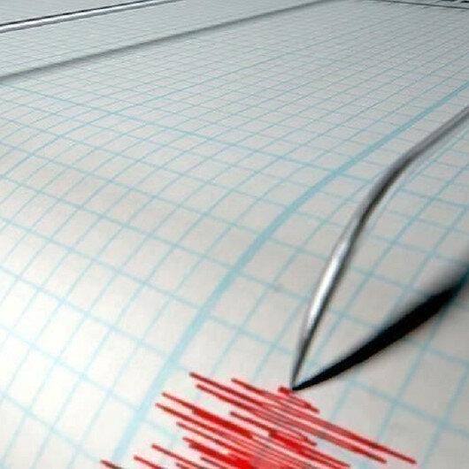 زلزال بقوة 5 درجات يضرب البحر المتوسط