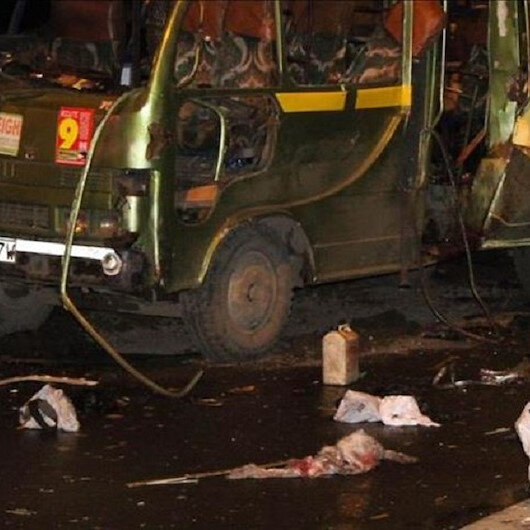 At least 13 die in grisly accident in Kenya