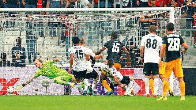 Beşiktaş'ta çöküş sürüyor 8 resmi maçta 5 yenilgi