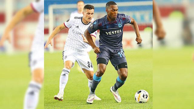 Trabzonspor, Basel takımı ile berabere kaldı.