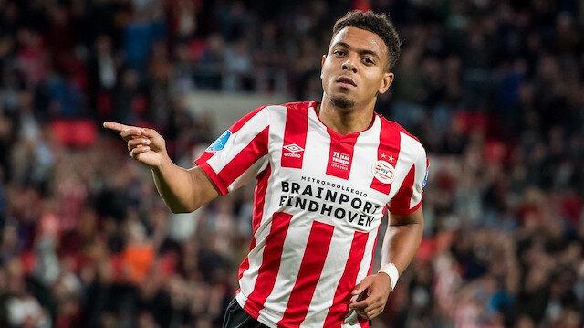 20 yaşındaki gol makinesi Donyell Malen: 17 maçta 14 gol attı