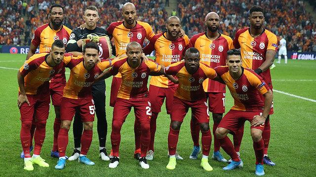 Sarı-kırmızılıların Paris Saint-Germain takımıyla oynadığı maçta sahaya çıktığı ilk 11