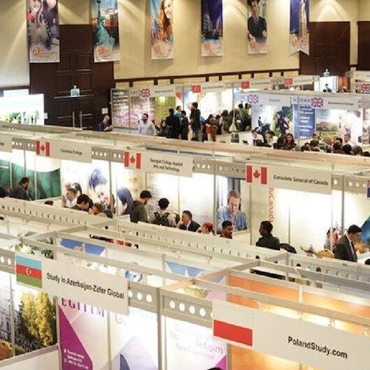 Akare Yurtdışı Eğitim Fuarları 2019 yılında da dolu dolu