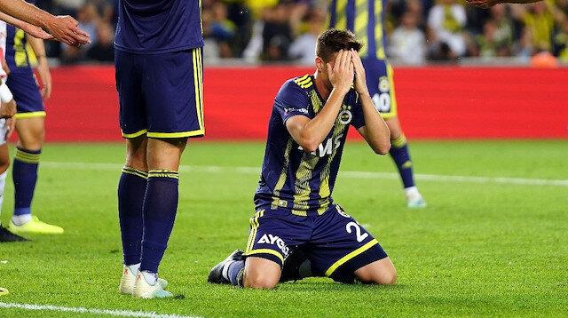 Fenerbahçe Kaptanı Emre Belözoğlu'ndan takım arkadaşlarına: Başınızı dik tutun