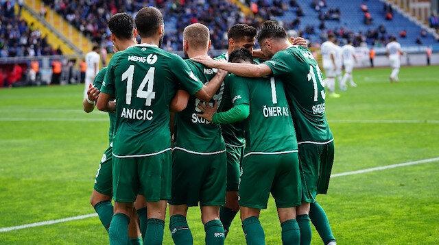 Kasımpaşa-Konyaspor: 1-4