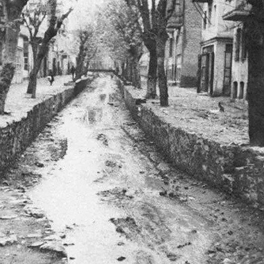 İstanbul'un kayıp suları haritası çıktı