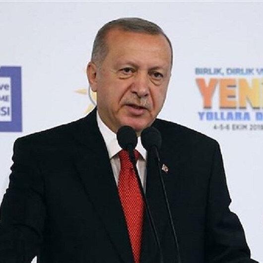 أردوغان: سنخفّض التضخم لأقل من 5 بالمئة لفترة 2019-2021