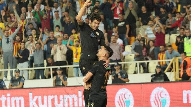 Yeni Malatyaspor'un muhteşem ikilisi: Jahovic-Guilherme