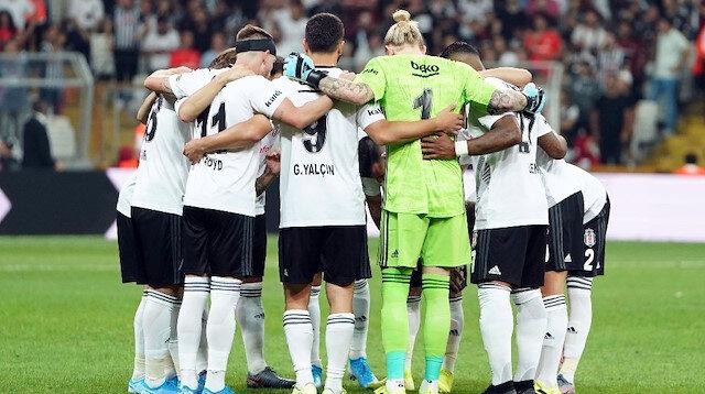 Beşiktaş, 6 haftalık performansıyla taraftarını memnun edemedi.
