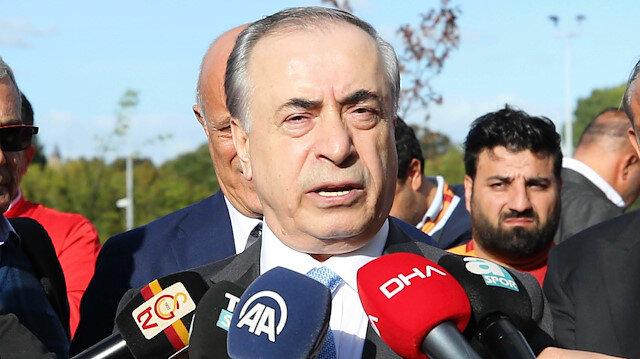 Galatasaray Başkanı Mustafa Cengiz, gündeme dair açıklamalarda bulundu.