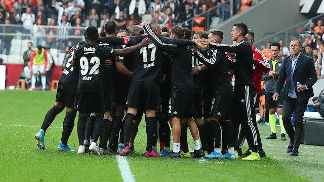 Beşiktaş-Alanyaspor