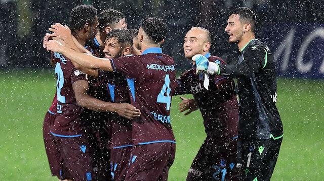 Çaykur Rizespor-Trabzonspor: 1-2