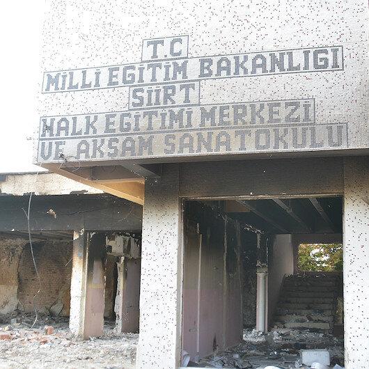 Teröristler yaktı devlet yaptı