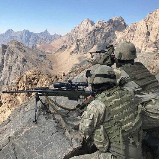 Hakkari'de çıkan çatışmada 3 terörist etkisiz hale getirildi