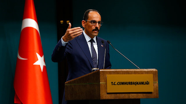 Cumhurbaşkanlığı'ndan harekat açıklaması: Türkiye'nin kimsenin toprağında gözü yoktur