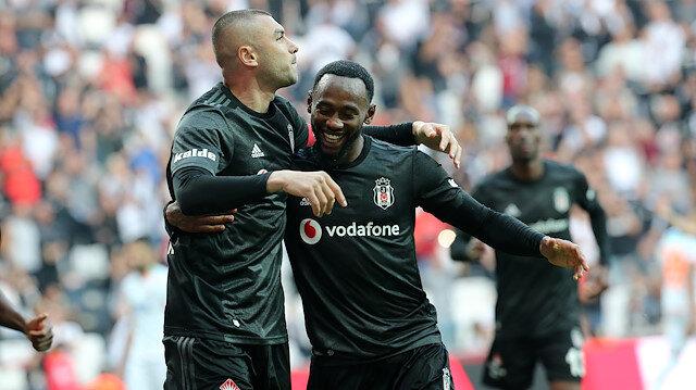 بشيكطاش يستعيد التوازن بعبور ألانيا سبور في الدوري التركي