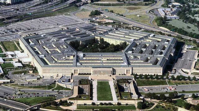 Pentagon sözcüsü: Türkiye, Suriye'de Hava Görev Emri'nden çıkarıldı