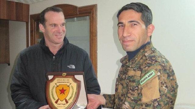 ABD askerinin Suriye kuzeyinden çekilmesi PYD yanlısı Mcgurk'ı çıldırttı: Trump komutan değil