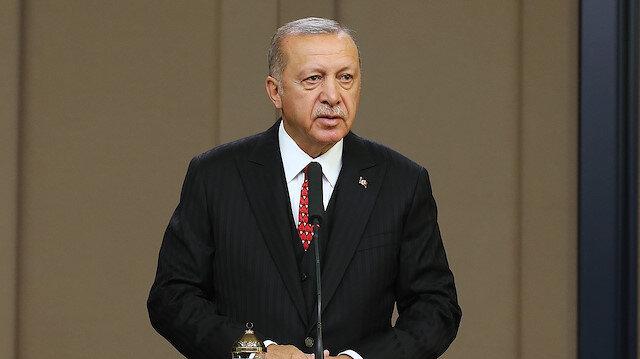 Cumhurbaşkanı Erdoğan: ABD'nin bölgeden çekilme olayı başlamış vaziyette