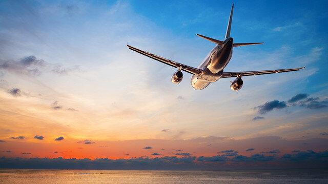 İç hat uçak biletlerinde tavan ücret 450 lira olacak