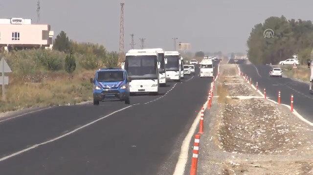 Suriye sınırına komando sevkiyatı devam ediyor