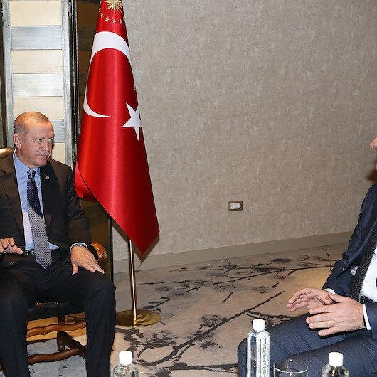 أردوغان يستقبل نائب رئيس الوزراء الصربي