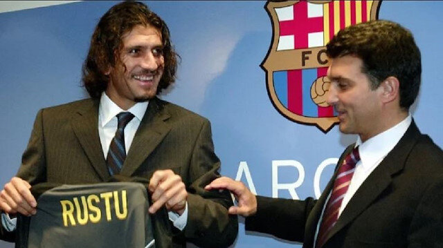 Rüştü Reçber'e yeni görev: TFF-UEFA Futbol Gelişim Koordinatörü oldu