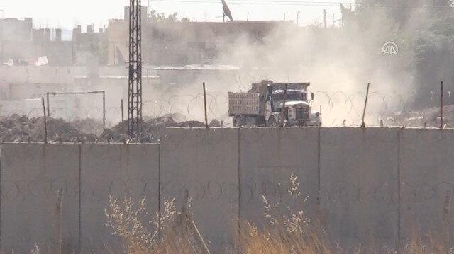Rasulayndaki PKKlıların operasyon paniği
