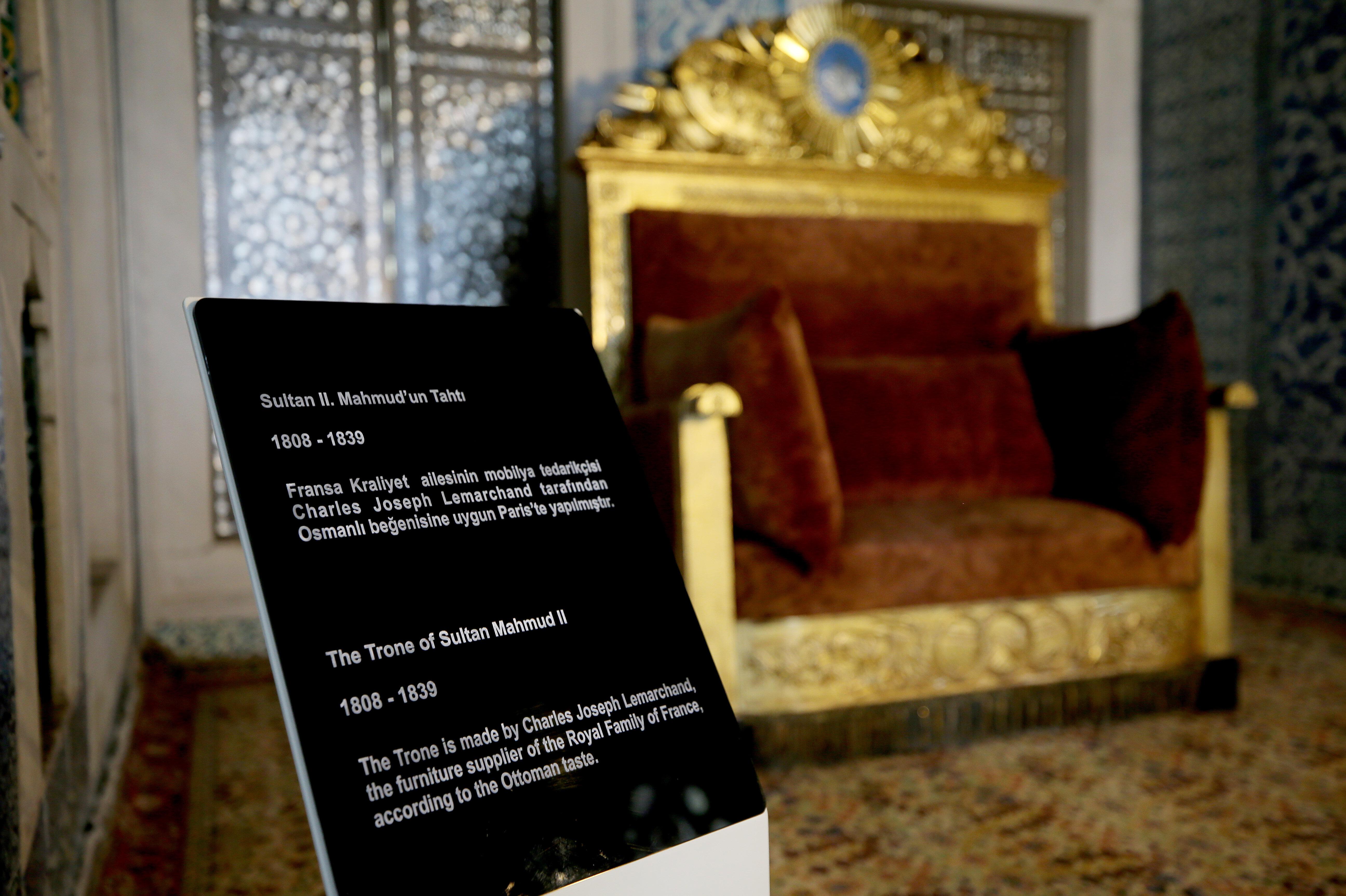 عرض قطع أثرية ثمينة لأول مرة في قصر