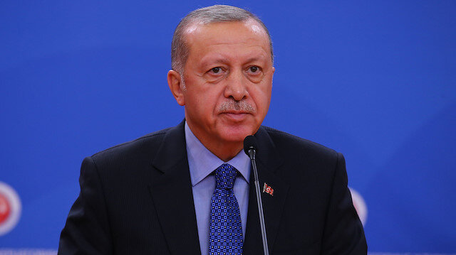 Cumhurbaşkanı Erdoğan: Türkiye'nin yegane arzusu Balkanların barışıdır