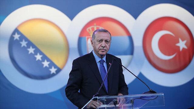 Cumhurbaşkanı Erdoğan: Farklılıklarımızı çatışma unsuru değil zenginlik olarak görmeliyiz