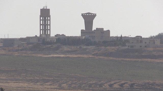 Operasyonu duyan YPG/PKKlı teröristler ortadan kayboldu