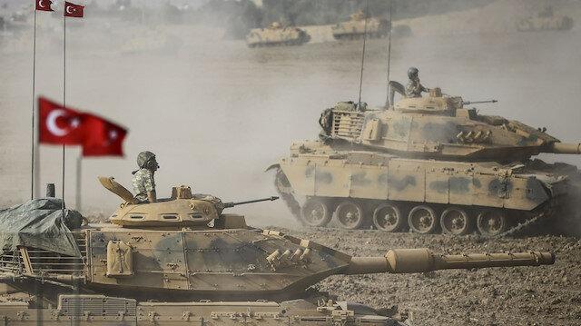 MSB: Şanlı ordumuz Güvenli Bölge Harekatı için hazırdır