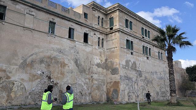 """وفد من """"تيكا"""" يزور العاصمة الليبية لدراسة ترميم آثار عثمانية"""