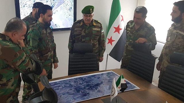 """""""الجيش الوطني السوري"""" ينهي استعداداته للمشاركة في عملية شرق الفرات"""