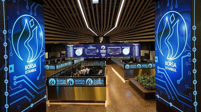 Borsa İstanbul'da BIST 100 endeksi güne düşüşle başladı