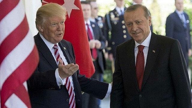 ترامب: علاقتي بأردوغان جيدة ولا أنحاز لأي طرف في سوريا