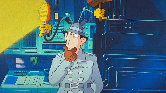 Müfettiş Gadget bir kez daha beyaz perde için hazırlanıyor