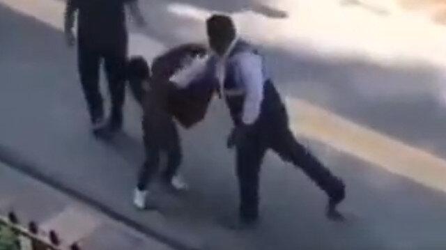 Diyarbakır Büyükşehir Belediyesi: Çocuğa tokat atan zabıta değil