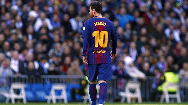 Lionel Messi'den çarpıcı itiraf: