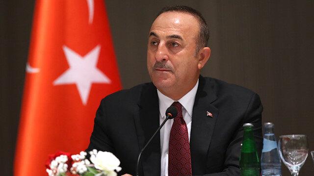 Mevlüt Çavuşoğlu: Harekatta Suriye dahil ilgili ülkelere bildirim yapılacak