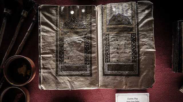 En önemli ilim adamları yetiştiren tarihi medrese: El yazması eserlere ev sahipliği yapıyor