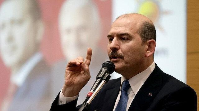"""وزير الداخلية التركي: نكافح ضد """"بي كا كا"""" بكل بسالة منذ 40 عامًا"""