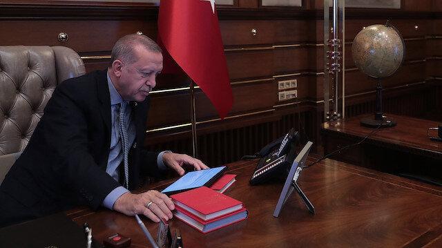 Cumhurbaşkanı Erdoğan açıkladı: Barış Pınarı Harekatı başladı